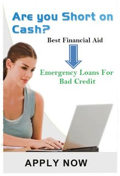 1000+ images about Emergency Loans Bad Credit on Pinterest ...