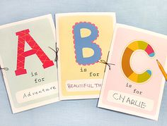 free printable alphabet books