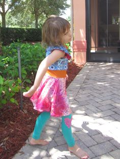 Kids Clothes Week- Summer 2015, Sew Pomona