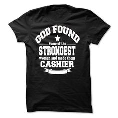 I'm A CASHIER T-Shirts, Hoodies. Check Price ==> https://www.sunfrog.com/Faith/Im-AAn-CASHIER.html?id=41382