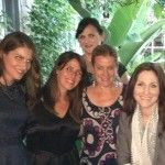 With Soleil Moon Frye at an event to get out the vote for Mayoral Elect Eric Garcetti.