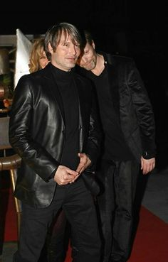 Mads & brother Lars - so cute!