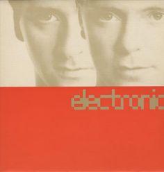 Electronic, Electronic - EX, UK, Deleted, vinyl LP album (LP record), Factory, FACT290, 157352