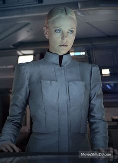 Charlize Theron (as Meredith Vickers in Prometheus)