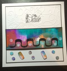 Aquatints and abstract stamps