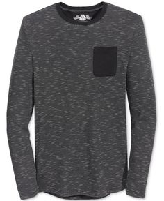 American Rag Men's Thermal Pocket T-Shirt, Only at Macy's