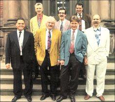 """Am 21.02.1986, heute vor 29 Jahren, war ich Gründungsmitglied der Erfa-Gruppe """"Farbe + Management"""""""