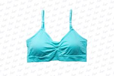 Scoopneck Bralette with Removable Pads by Coobie. Fun bralettes for everyday with multiple color options. Click to visit tween.shoplinger.com for more information and to purchase!