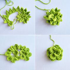 cosicasraquel: Plantas suculentas crochet