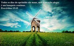 Provérbios 15:15