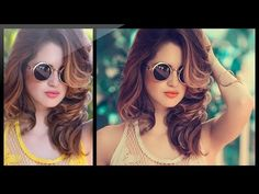 In this Photoshop tutorial we will learn to create Beautiful Fairy Matte effect in Camera raw and use some other creative filters and we will learn about sma. Photoshop Effects, Adobe Photoshop, Lightroom, Photoshop Youtube, Photoshop Tutorial, Make Color, Color Pop, Edit Photos, Beautiful Fairies