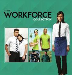 Klikbare online brochure werkkleding