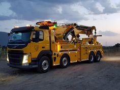 Erkin Hidrolik-Kuyucak/Nazilli/Aydin Cool Trucks, Big Trucks, 4x4, Towing And Recovery, Benne, Johnny Bravo, Volvo Trucks, Tow Truck, Motor Car