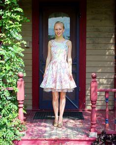 Dear Stella Party Perfect Dress by Dana   Project   Sewing / Dresses   Decorative   Kollabora