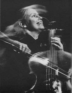 Jacqueline Du Pré (Jan. 26, 1945 - 1987), whose career and life was tragically cut short by multiple sclerosis… When Jackie played she was always in motion… HAPPY BIRTHDAY JACKIE!!!!
