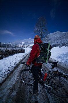 #biking
