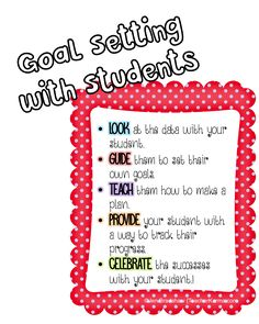 Teach Your Students to Set Their Own Learning Goals and Boost Learning