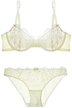 Shop spring's prettiest lingerie with our picks.