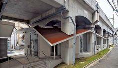 Art and Culture Space Unveiled Under Railway in Yokohama, Japan
