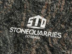 Stonequarries do Brasil - Identidade Visual on Behance