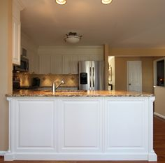 No detail was missed. Decor, Before After Kitchen, Kitchen Decor, Cabinet, Kitchen, Home Decor, Kitchen Cabinets