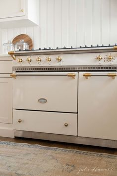 A New Love~ My French Lacanche Range  French Country Kitchens Extraordinary Range Kitchen Review