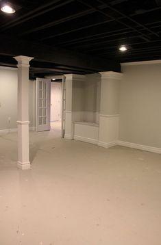 42 best unfinished basement ceiling images dropped ceiling rh pinterest com