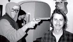 Jake Phelp - a gun