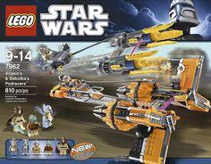 9675 SEBULBA/'S PODRACER /& TATOOINE star wars lego NISB new legos set planet