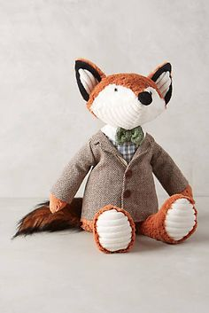 Fox Family Stuffed Animal