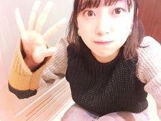 minajun46: わ! | 乃木坂46 堀未央奈 公式ブログ | 日々是遊楽也