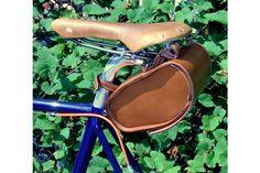 Velo Orange Grand Cru Leather Saddle Bag