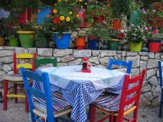 Dodo's Taverna in Gaios, Paxos.