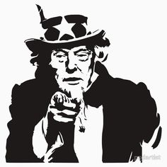 Uncle Trump needs You