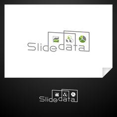 Slidedata New Logo by DekieDesign