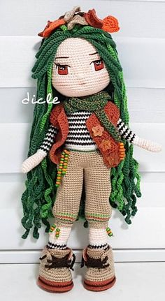New and Amazing Amigurumi Crochet Pattern Design Ideas and Images Part 16 ; Amigurumi free patterns, amigurumi for beginners; amigurumi crochet pattern ideas for beginners Crochet Dolls Free Patterns, Crochet Doll Pattern, Crochet Designs, Amigurumi Patterns, Crochet Animal Amigurumi, Amigurumi Doll, Crochet Toys, Cute Crochet, Beautiful Crochet