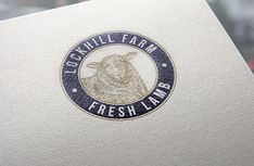 O.W&Co. Brand & Packaging Design - Lockhill Farm Brand Packaging, Packaging Design, Design Agency, Sheep, Lamb, Identity, Stamps, English, Graphics