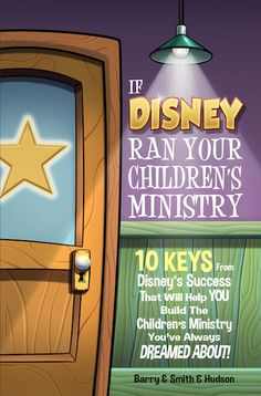 Descargar o leer en línea If Disney Ran Your Children's Ministry Libro Gratis PDF/ePub - Dale Hudson, Justyn Smith & Bruce Barry, 10 Keys from Disney's Success that will help you build the children's ministry you've always dreamed about. Sunday School Lessons, Sunday School Crafts, Church Ministry, Ministry Ideas, Kids Ministry, Bible Lessons, Lessons For Kids, Church Nursery, Church Activities