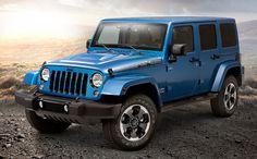 Jeep Wrangler Polar Edition coming to America