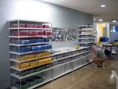 1000+ images about Makerspace - Organization on Pinterest | Craft ...