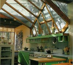 Dream Kitchen. gehry house in santa monica by frank gehry, 1977