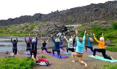 Iceland Yoga & Music Retreat | Flickr