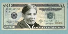 The Group Wanting to Put a Woman's Face on the $20 Bill Has Chosen their Winner