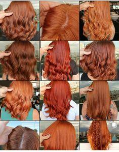 Hair Color Auburn, Auburn Hair, Red Hair Color, Dyed Natural Hair, Dyed Hair, Red Hair Inspo, Ginger Hair Color, Cabello Hair, Fire Hair