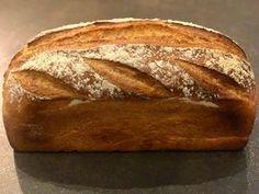 Baguette Sandwich, Cooking Bread, Brookies, Pan Bread, Baked Goods, Bacon, Bakery, Brunch, Food And Drink