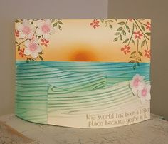 Mitosu Crafts - Stampin' Up! Independent Demonstrators: Make Your Own Bendi Card With Our Tutorial