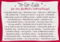 To-Do-Liste - Postkarten - Grafik Werkstatt Bielefeld