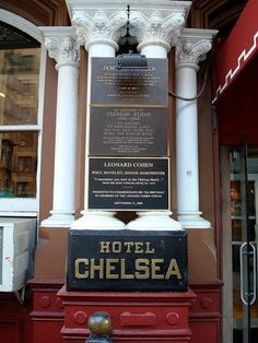 Chelsea Hotel for Sale: A New York Landmark up for Grabs