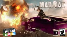 MAD MAX - EXPLODINDO - M2 (Mad Max Gameplay - PS4 Game)