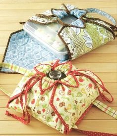 Sewing - Casserole Carrier